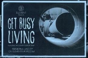 Вышел трейлер к «Get Busy Living»