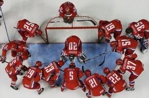 На «Шведских хоккейных играх» решают буллиты