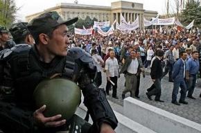 В ходе столкновений в Бишкеке 5 человек погибли, 90 – пострадали
