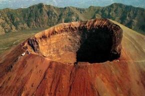 В Италии ждут извержения Везувия