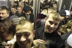 В метро - с музыкой!