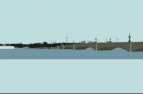 Петербург в 3D: Охта-центр не будут оценивать в новой программе