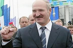 Бакиев гостит у Лукашенко