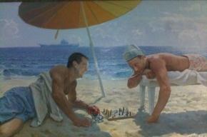 Как Путин и Медведев «режутся» в шахматы