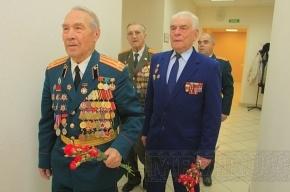 Петербургские ветераны пообщались он-лайн