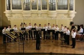 В Капелле выступит Роговой оркестр
