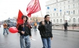 Красный день календаря!: Фоторепортаж