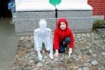 В Петербурге пройдет выставка скульптур из скотча: Фоторепортаж