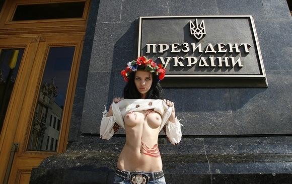 голые девушки украйны