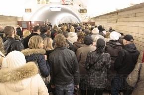 Неизвестный распылил перцовый баллончик в московском метро