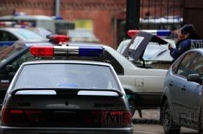 Африканец сломал нос петербургскому милиционеру