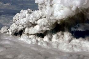 Облако вулканического пепла дошло до Марокко