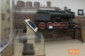В Петербурге открылся обновленный железнодорожный музей