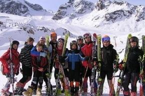 Первый сбор петербургской команды по горным лыжам пройдет в Австрии