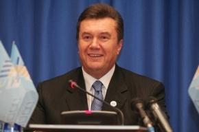 Янукович: Украина не готова к вступлению в НАТО