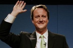 Новым премьером Великобритании стал Дэвид Кэмерон