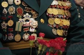 Петербургские ветераны отправятся на парад в Москву