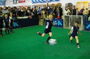 В «Кожаном мяче» играет более 400 школьных команд