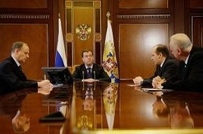 Медведев приказал убивать террористов