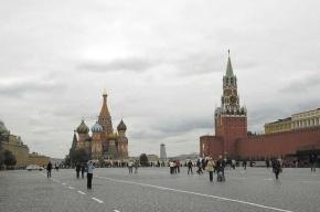 Житель Петербурга «заминировал» Красную площадь