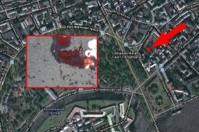 В магазине около Горьковской взорвали гранату