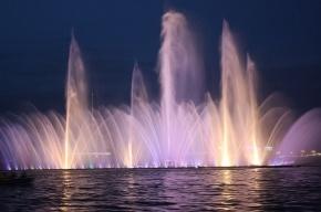 В этом году плавучего фонтана тоже не будет