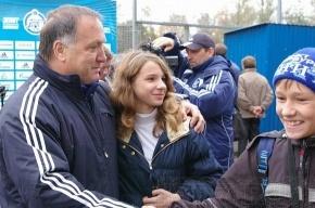 Дик Адвокаат – главный коуч России