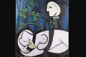 Картину Пабло Пикассо продали на аукционе за 106,5 млн. долларов