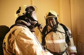 В подземном переходе у «Горьковской» утром случился пожар