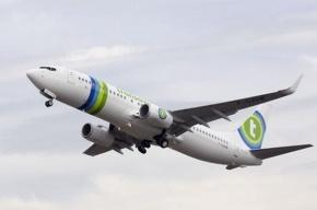 В амстердамском аэропорту загорелся  Boeing-737