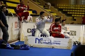 Китай выиграл Гран-При FIE «Рапира Петербурга»