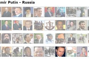 Путин и Кадыров попали в список 40 врагов мировой прессы