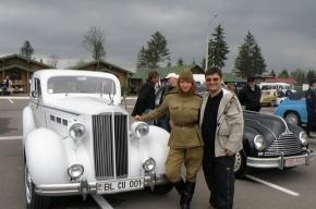 Петербург встречает автопробег из Молдавии