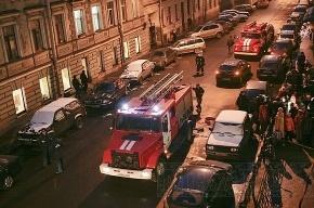 Жильцов дома № 37 по Разъезжей сегодня ночью эвакуировали