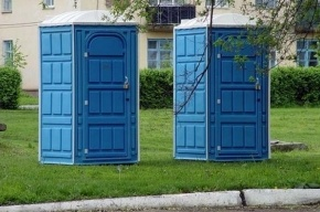 8 и 9 мая в городе будет больше туалетов