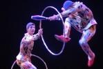 «Цирк дю Солей» приехал в Петербург: Фоторепортаж