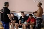 «Наш Федор» готовится к поединку с бразильцем в Старом Осколе: Фоторепортаж