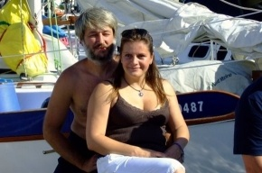 Российские яхтсмены исчезли в Тихом океане