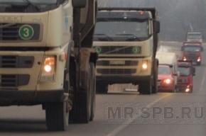 Чудо спасло водителя грузовика