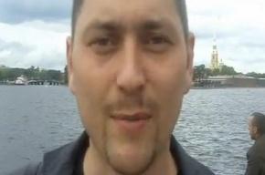 Хорошие новости: Москвич промок в Петербурге