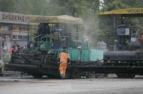 Ближайшие перекрытия дорог в Петербурге