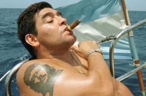 Марадона выпустит «магическое трио» с первых минут