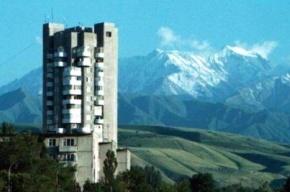 В Киргизию прибыла российская гуманитарная помощь