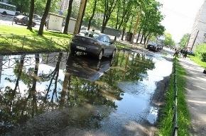В Петербурге разучились делать тротуары