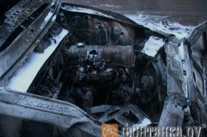 ДТП на улице Ватутина: водителя вытащили из горящей машины