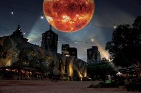 В Австралии теперь два солнца