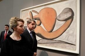 В Эрмитаже открылась выставка работ Пикассо