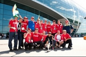 Молодые российские футболисты вернулись из ЮАР с «серебром»
