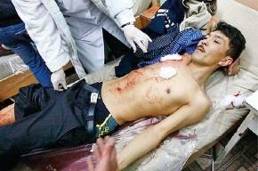 Киргизские войска зачищают узбеков – два человека убиты, 20 доставлены в больницы