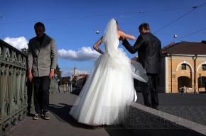 В Пушкине открылся Дворец бракосочетаний